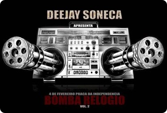 DJ Soneca - Bomba Relógio 2