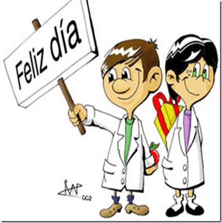 feliz dia del médico