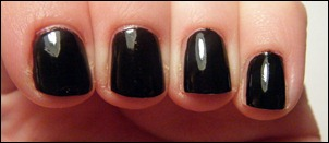 OPI Lincoln Park After Dark Swatch
