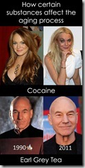 tea vs cocaine