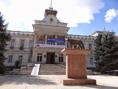 Obiective turistice Chisinau: Muzeul National de Istorie al Moldovei