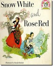 rosa branca e vermelha