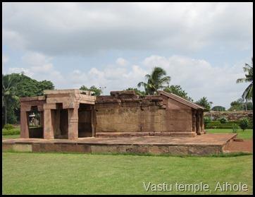 Vastu temple, Aihole