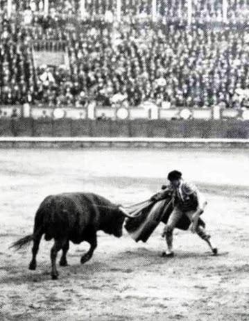 Joselito galleo del bu en Madrid