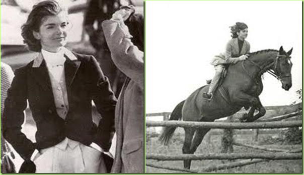 jackie kennedy horse