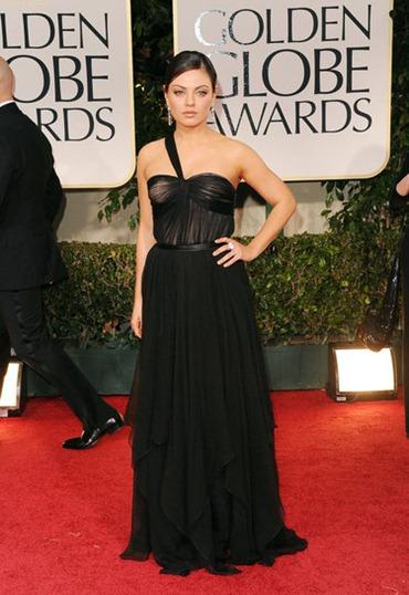 Mila Kunis de Dior