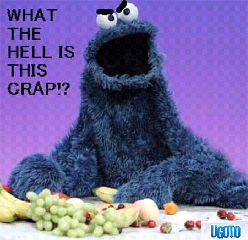 cookie monster diet