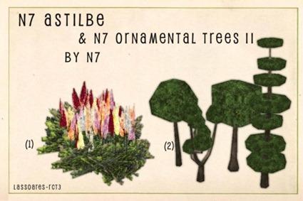 n7 Astilbe & n7 Ornamental Trees II (n7) lassoares-rct3