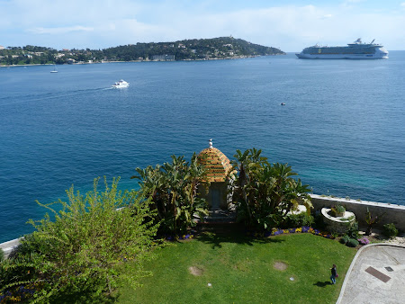 Imagini Coasta de Azur: Citadela din Villefranche