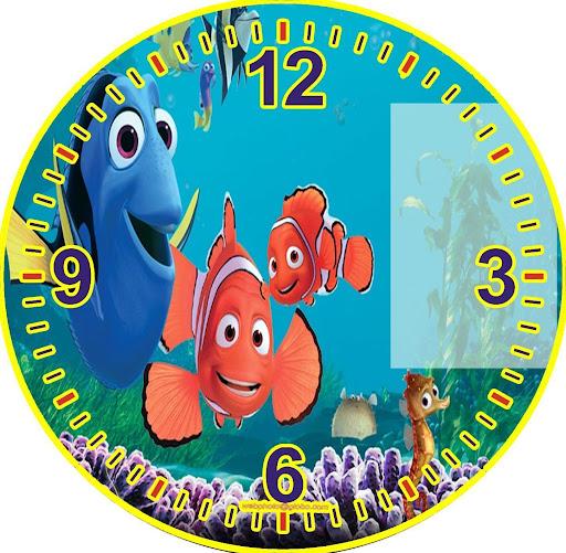 Caratulas de reloj para imprimir imagui - Relojes de pared personalizados ...