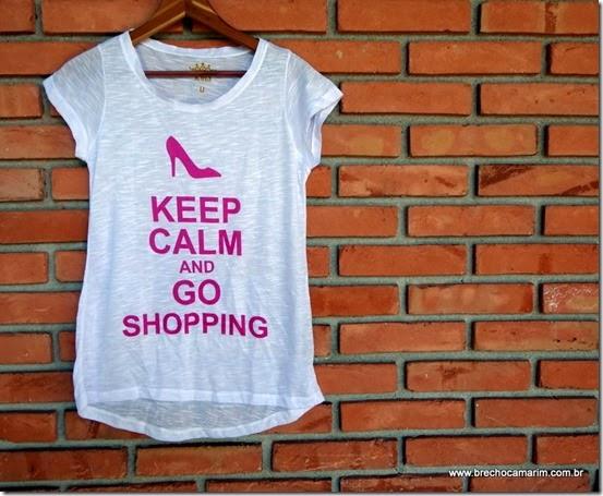 keep calm brecho camarim