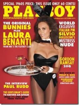 Playboy E.U.A - Outubro 2011
