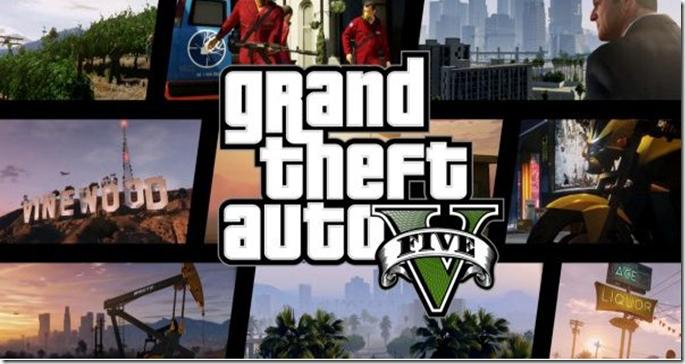 GTA V release date