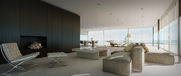 Living con estilo modernos y cool