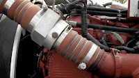 AmericaCNG's methane injection to the air intake of Cummins ISX -- with other engines to follow -- is computer controlled.