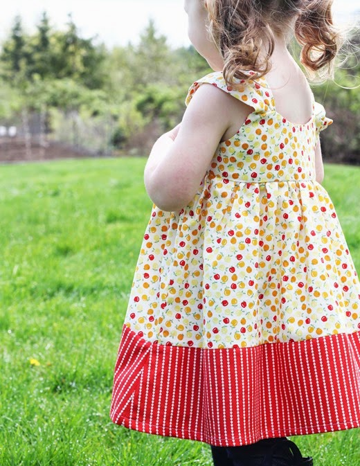 Oh Clementine Dress
