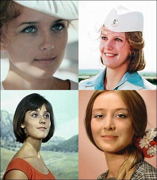 Вчера и сегодня знаменитых актрис советского кино