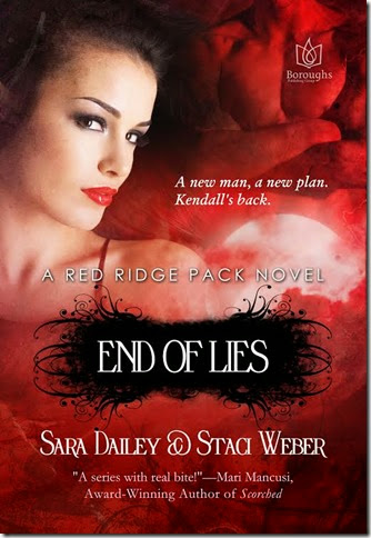 end of lies cover