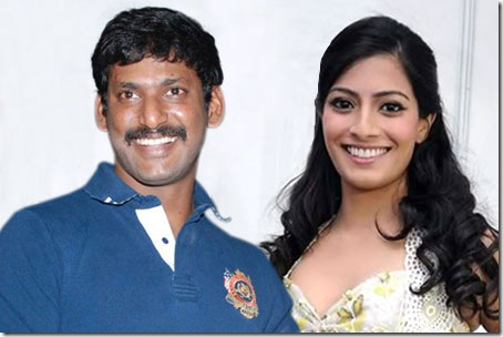 Vishal,Varalaxmi_love-affair