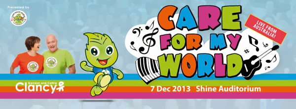 Care For My World Banner