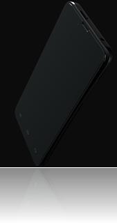 BlackPhonen kuva (www.blackphone.ch)