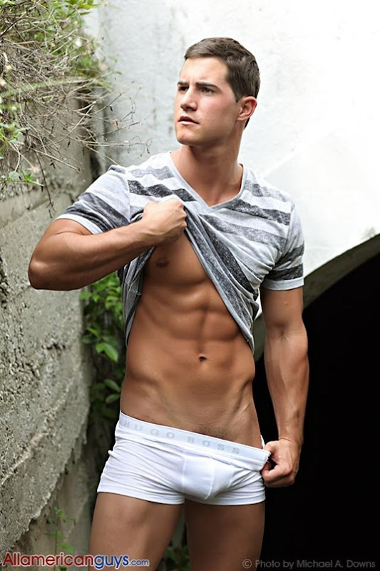 Josh Banks by Michael Anthony Downs