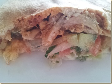 Wahed Chicken Shawarma