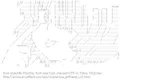 [AA]Urabe Mikoto Bleah (Mysterious Girlfriend X)