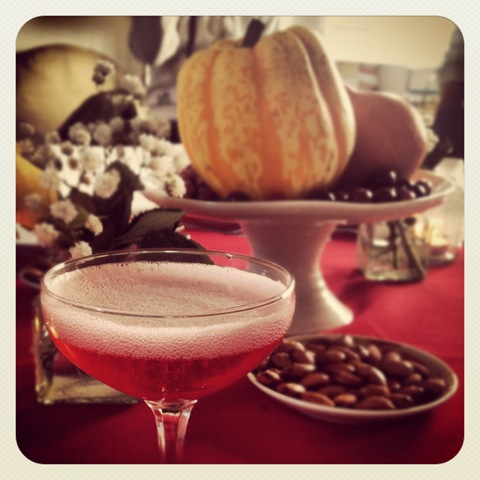#330 - Thanksgiving cranberry fizz