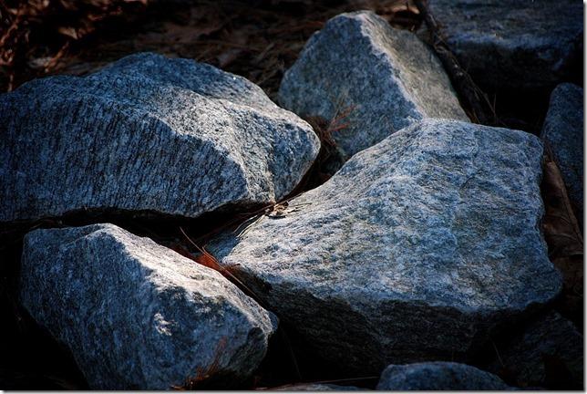 Riprap Rocks