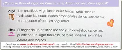 Cancer amor 3