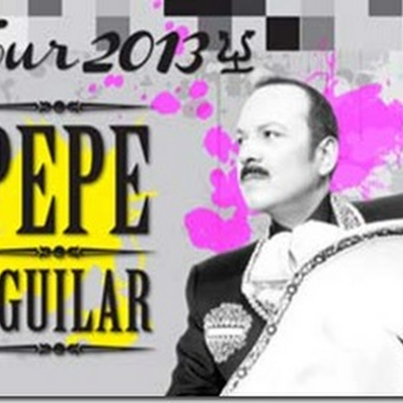Boletos para Pepe Aguilar en Guadalajara