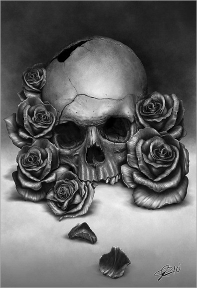 skull_and_roses_by_evlncyd-d30t1g9
