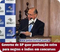 alckmin - pontuação extra para negros - site