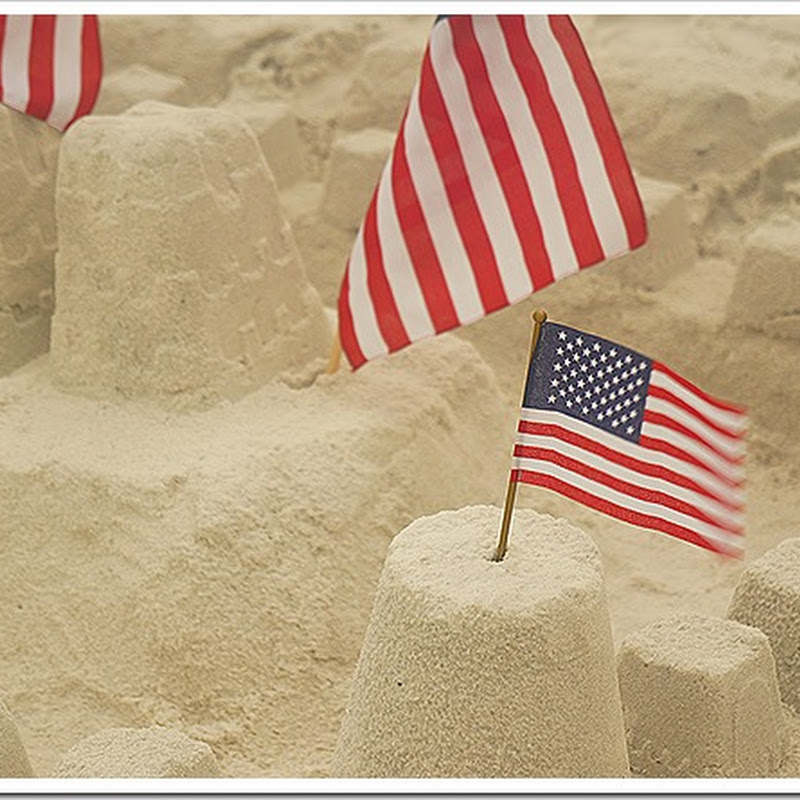 American flag public domain picture