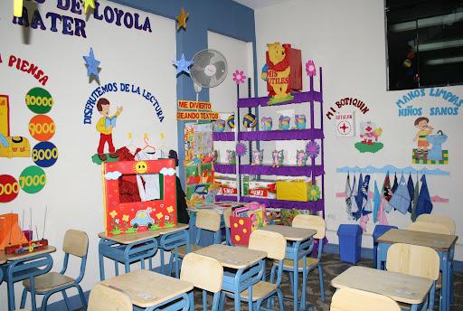Como ambientar un aula de primaria - Imagui