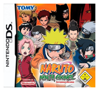 Naruto : Ninja Council European Version [NDS]