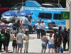 La unidad móvil para tramitar el DNI se instalará en San Bernardo