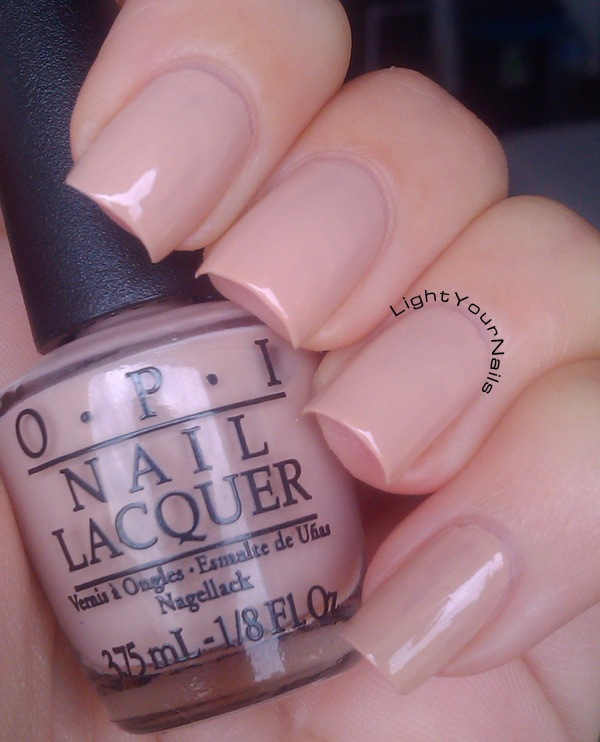 OPI Don't Pretzel My Buttons