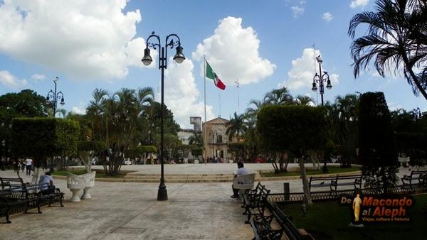 Viaje Merida Yucatan 1
