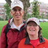 Joanne and Bill Harriman.