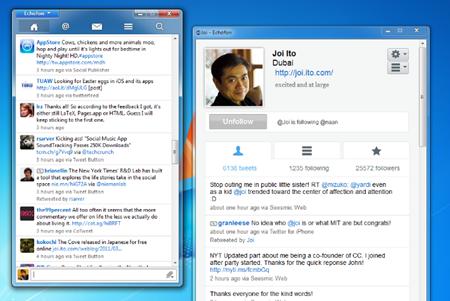 Echofon - Twitter Desktop Client for Windows