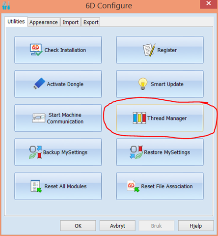 Thread Manager