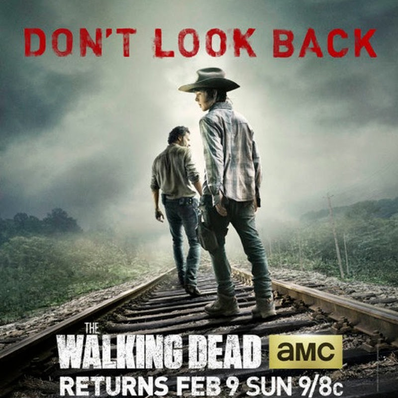 Poster The Walking Dead – Season4 part2