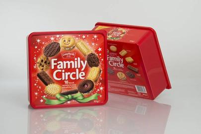 Family circle box