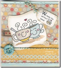 Bugaboo Blink of an Eye Perfect Blend 001