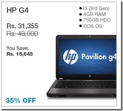 hp paviliaon g4
