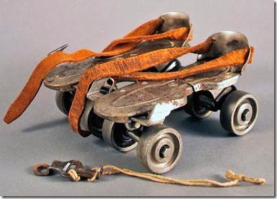 skates and key