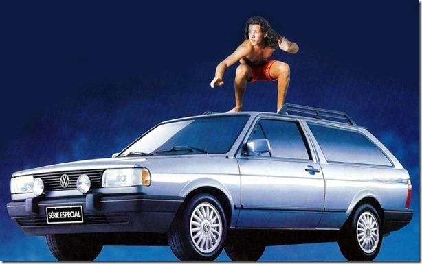 Aos 30 anos, Volkswagen Parati sai de linha - Novidades Automotivas