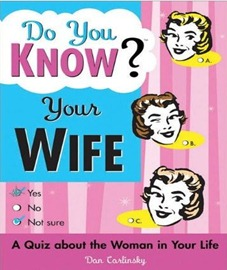 know your wife